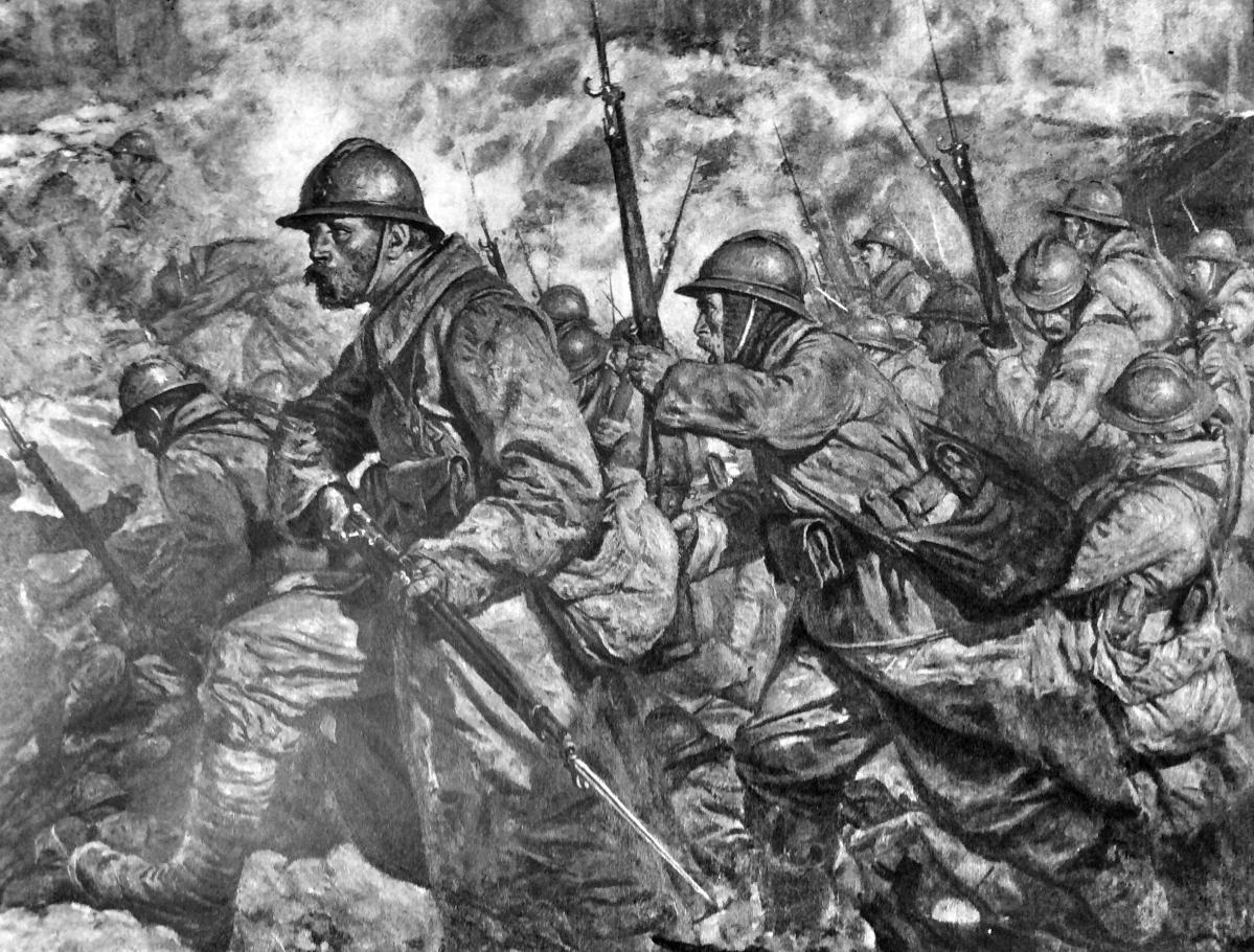 Verdun: Fleury to Douaumont
